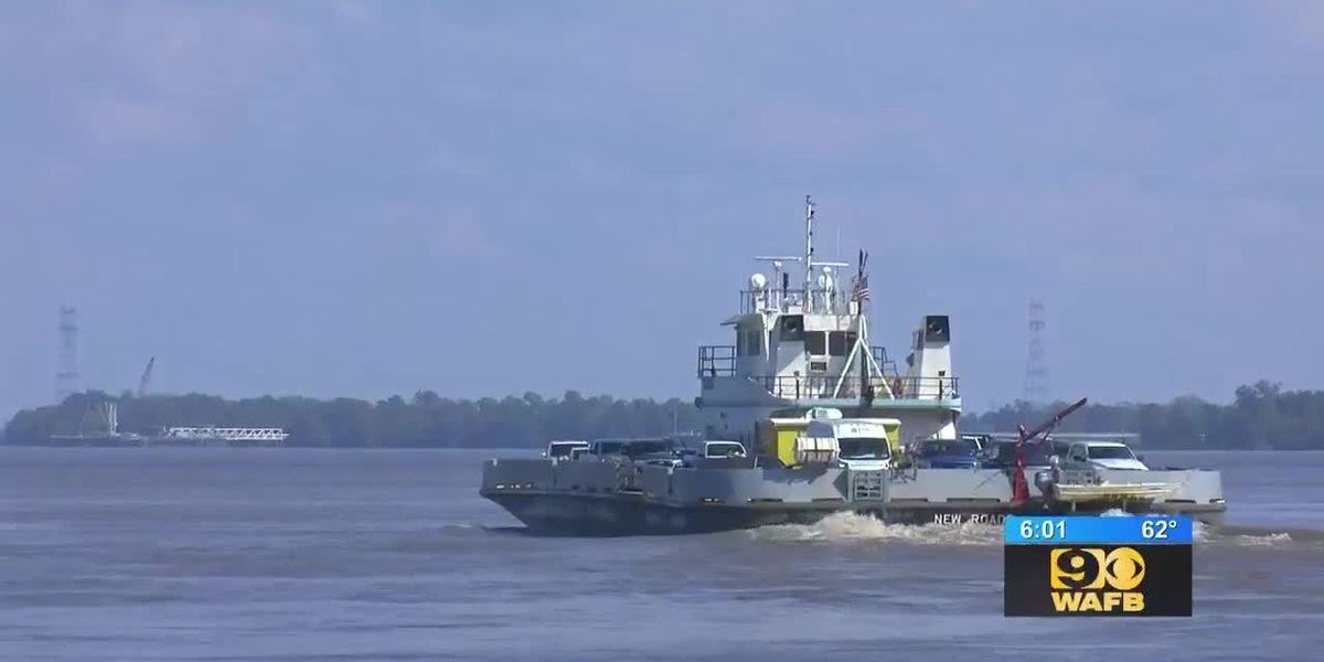 Normal hours now in effect for Plaquemine ferry