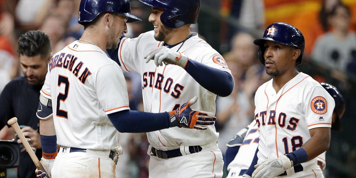 Springer, Astros beat Angels 4-2 in Ohtani's pitching return