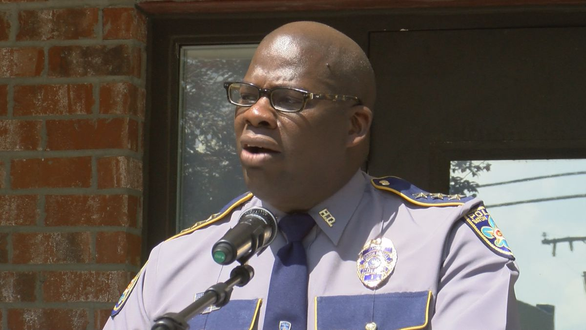 BRPD Chief Murphy Paul to speak at Press Club