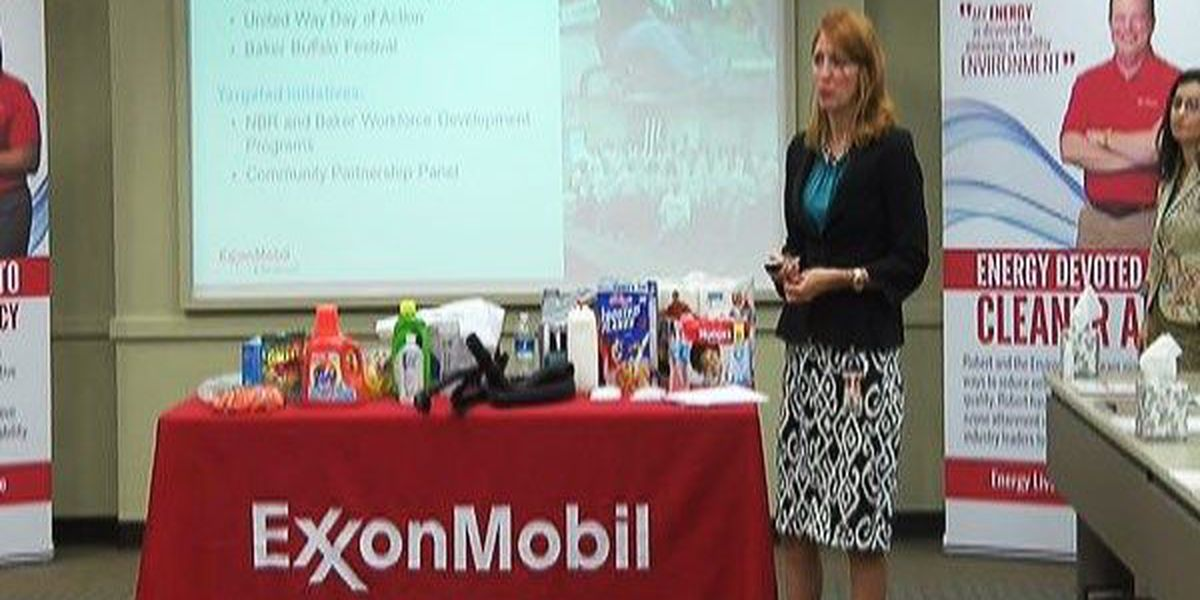 Study reveals ExxonMobil's economic impact in the community