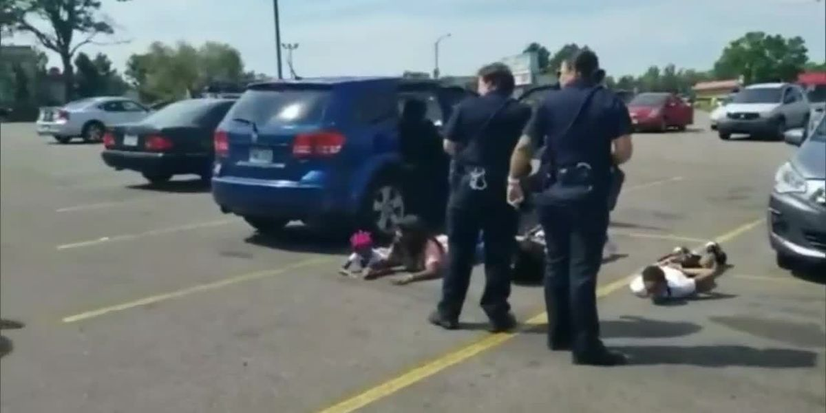 Police apologize after Black girls handcuffed in stolen car mixup in Colorado