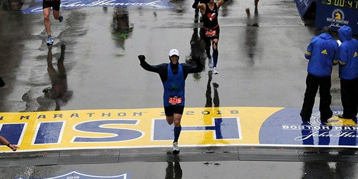 Marathon runner shares tips to get you in the race