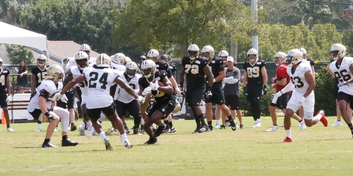 After Further Review: Five takes from Saints practice #7