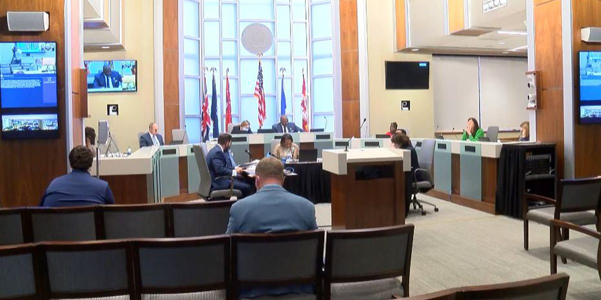 Metro Council discusses Exxon ITEP, downtown parking woes, potential changes to home rule charter