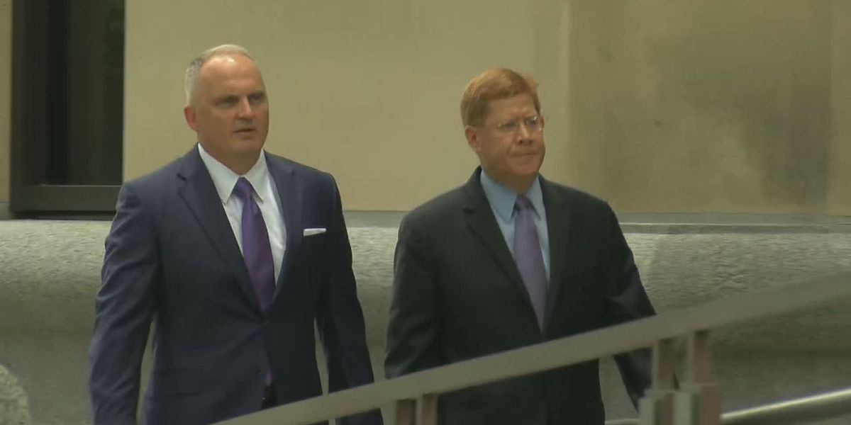 Former OLOL foundation president makes first court appearance, waives right to grand jury