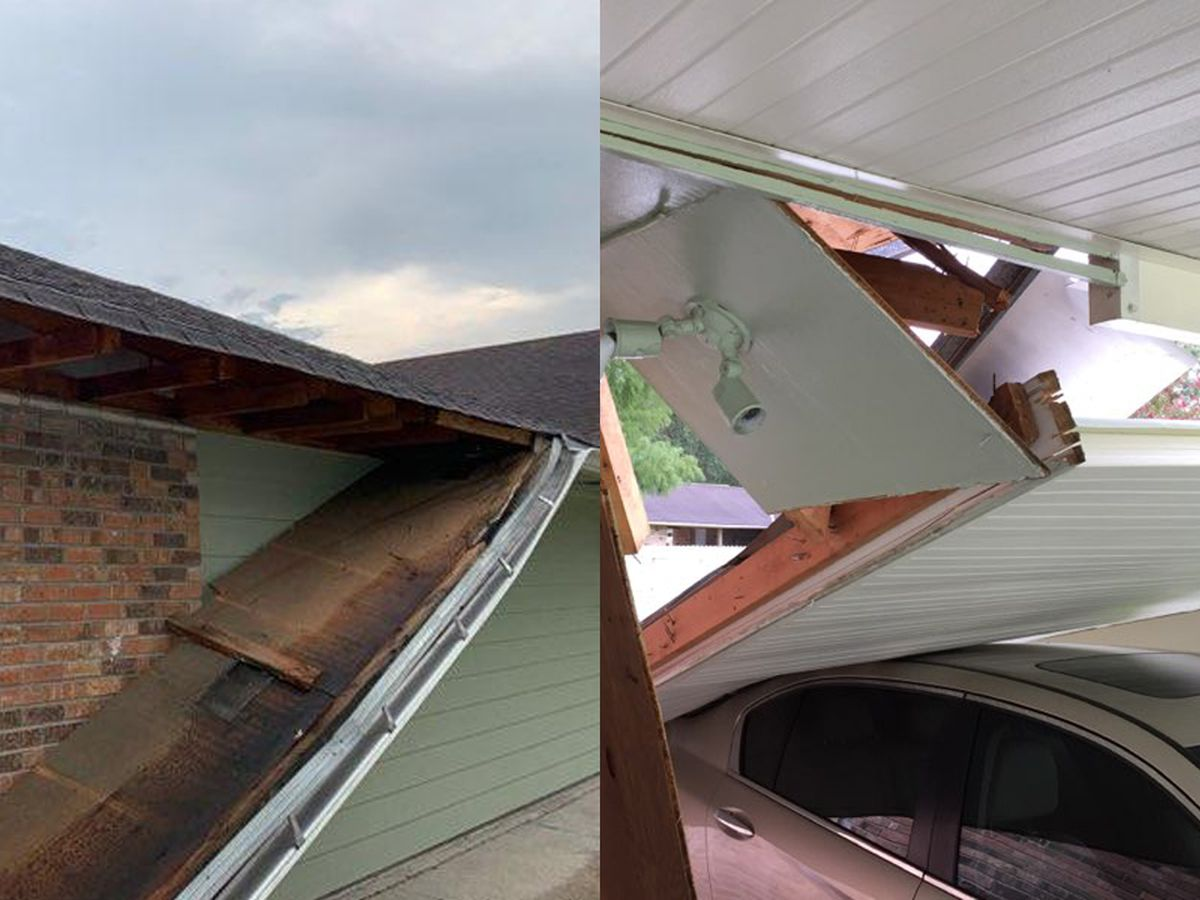 Action Jackson Patio Roof Issues