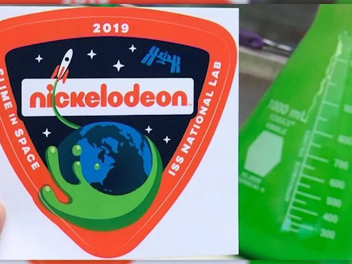SpaceX to launch Nickelodeon slime, soccer ball into space