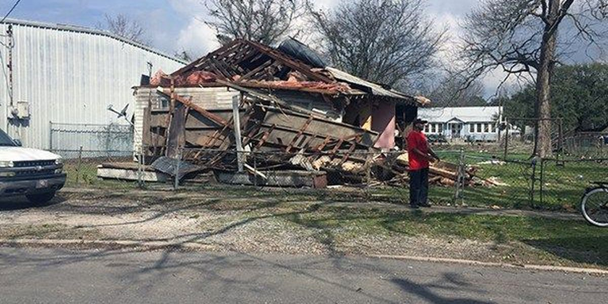 NEW FIGURES: 800 homes damaged across La. in Tuesday's tornadoes