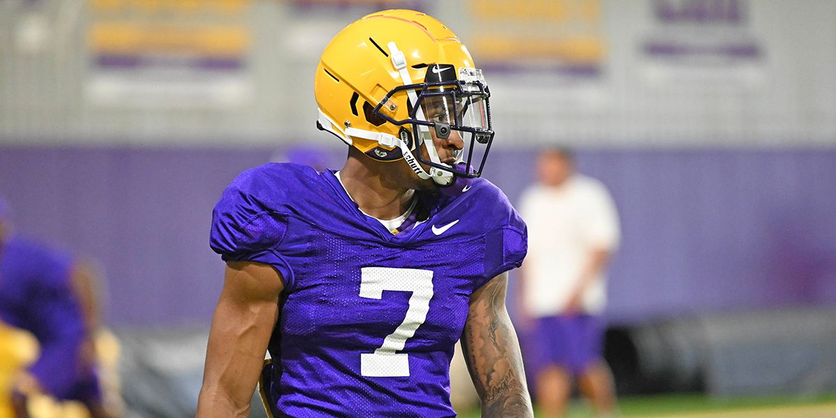 Former LSU safety Grant Delpit tears Achilles at Browns practice; likely out for season