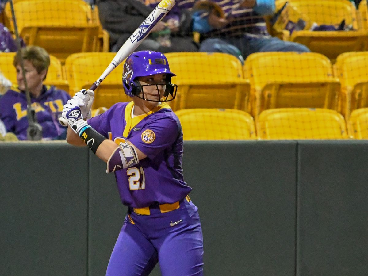 LSU softball suffers 7-5 loss at home to Stanford