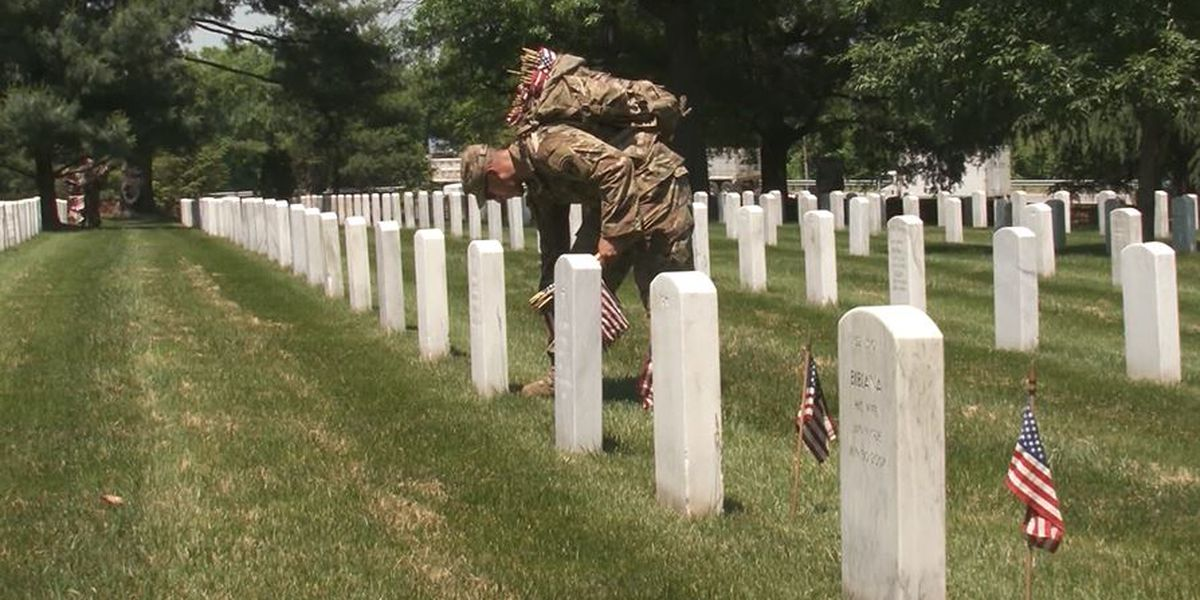 Honoring and remembering our heroes on Memorial Day