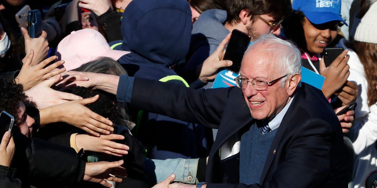 Sanders' campaign says he's reassessing, not dropping out
