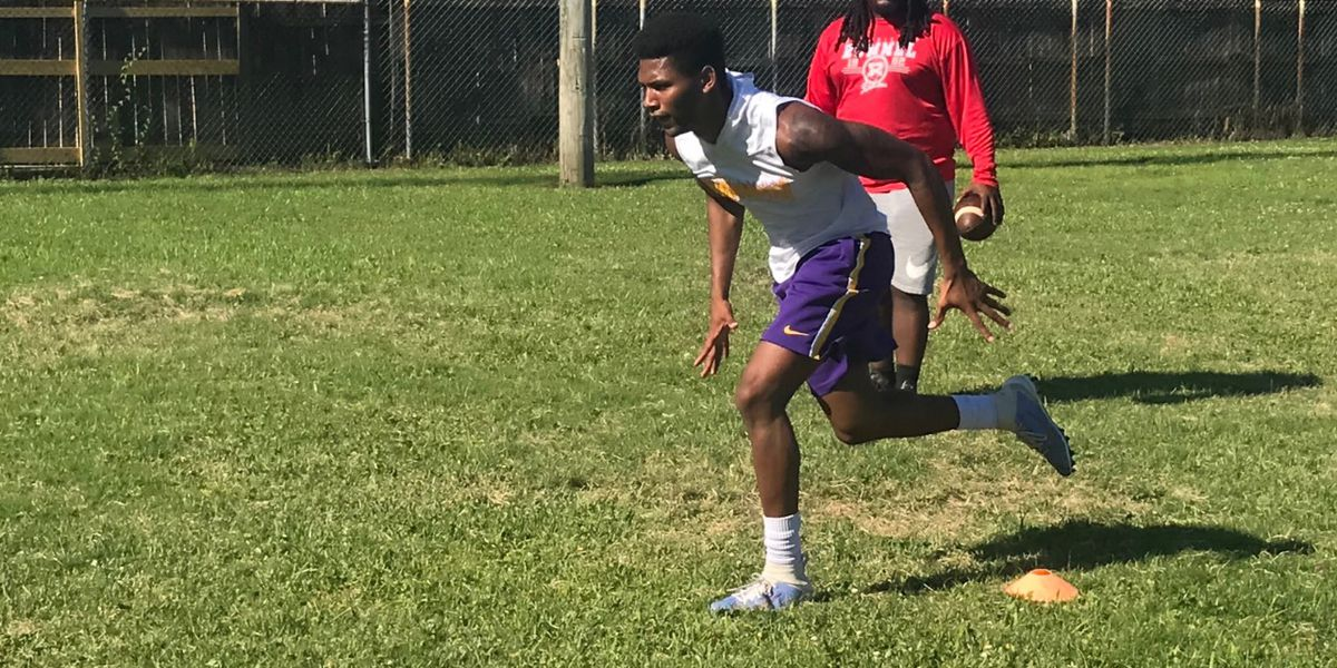 WR Koy Moore ready to reunite with former Rummel teammate Ja'Marr Chase at LSU