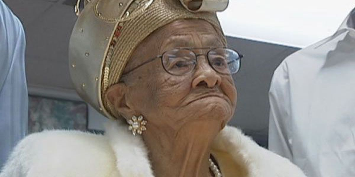 Louisiana woman dies at 111