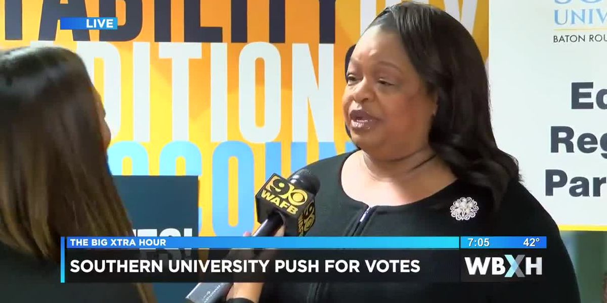 SU hosts 'Prowl to the Polls' to encourage students to early vote - 7 a.m.