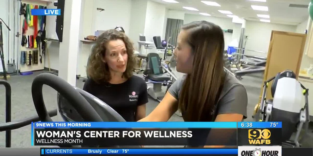 Woman's Center for Wellness - Angela Page