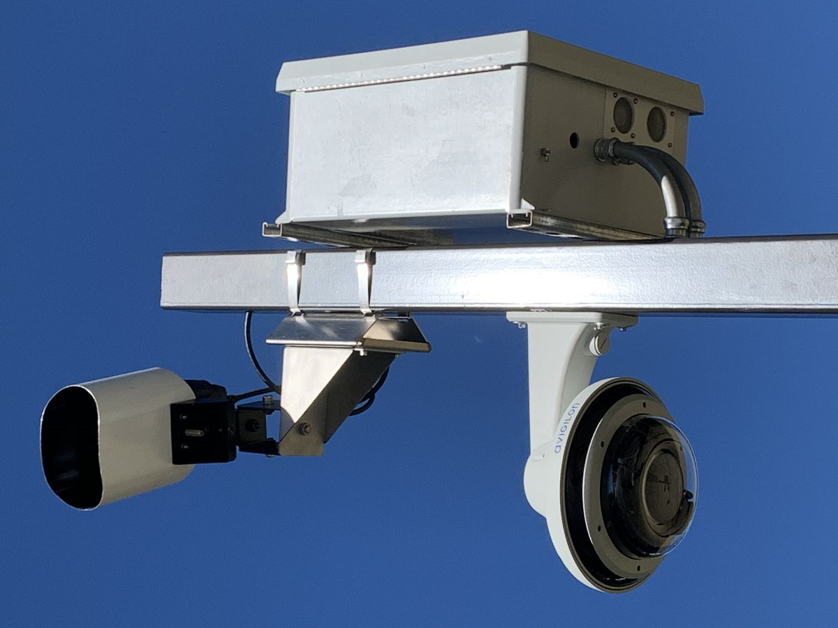 Sherwood Forest finally gets security cameras promised in 2013