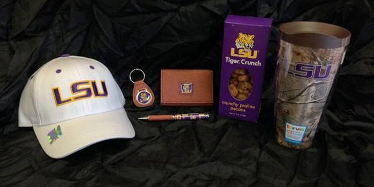 LSU officials warn public about knockoff merchandise among CWS hype