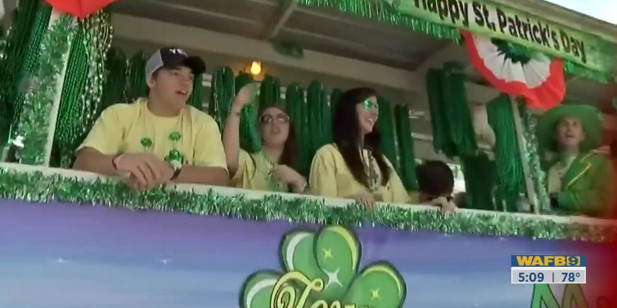 St. Patrick's day parade canceled in Baton Rouge