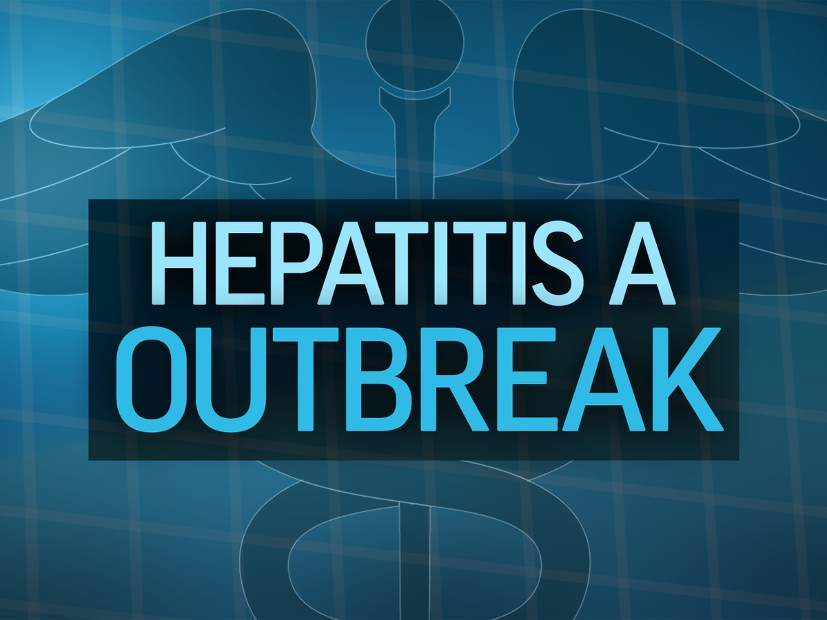 Louisiana reports over 700 cases of hepatitis A amid ongoing outbreak