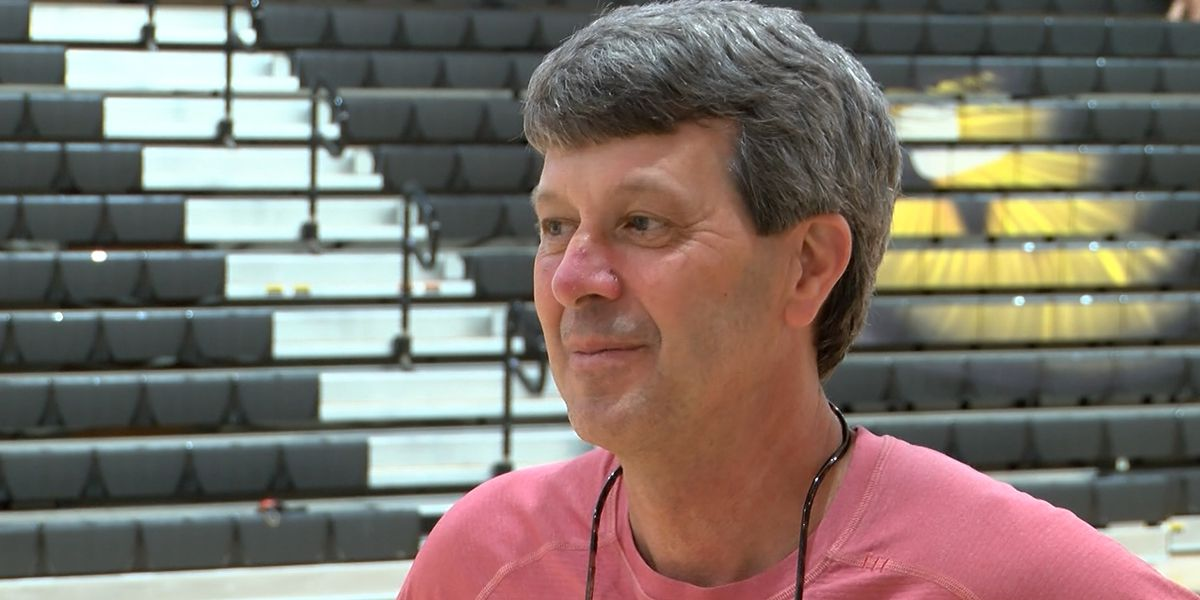Brusly names new basketball court after former head coach Walt Lemoine