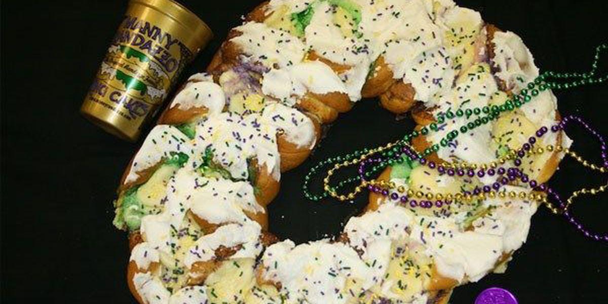 MannyRandazzoKing Cake declaredbest in Louisiana by online vote