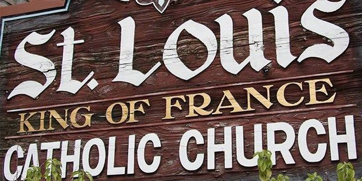 Date set for closure of St. Louis King of France Catholic Church
