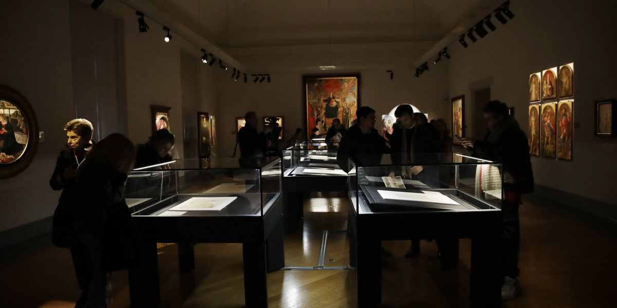 Milan to showcase da Vinci to mark 500 years since his death