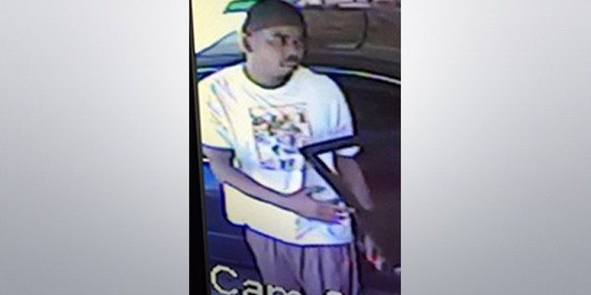 Baker Police search for burglary suspect
