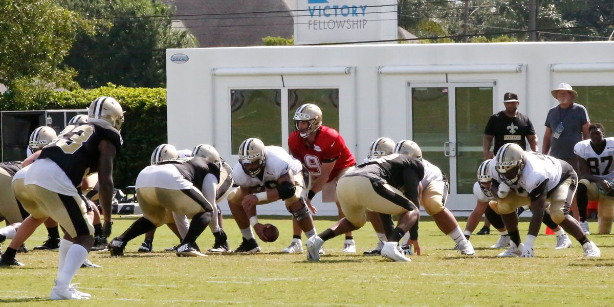 After Further Review: Five takes from Saints camp through five practices