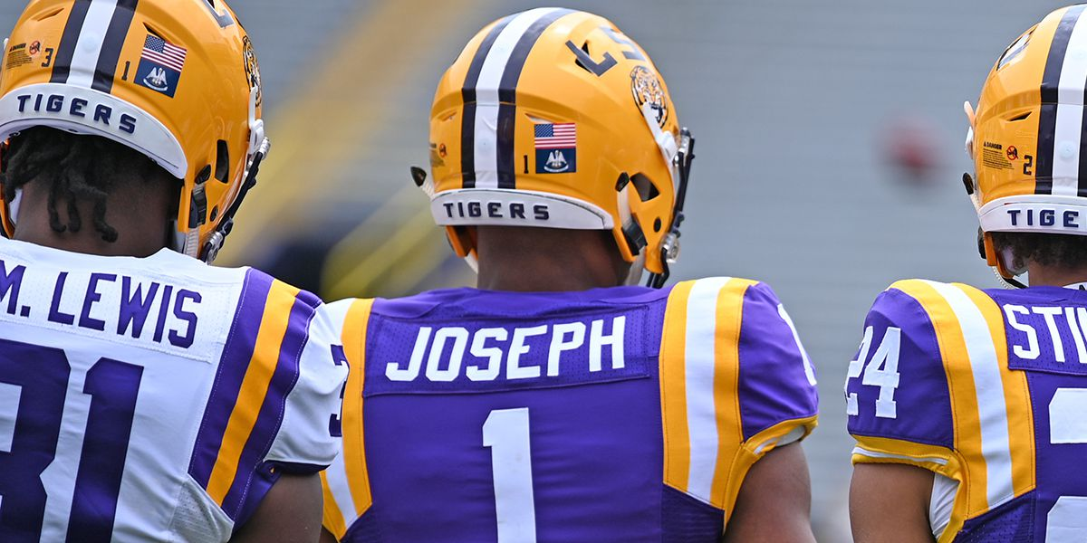 Kelvin Joseph, former Scotlandville Hornet & LSU Tiger, opts out of season