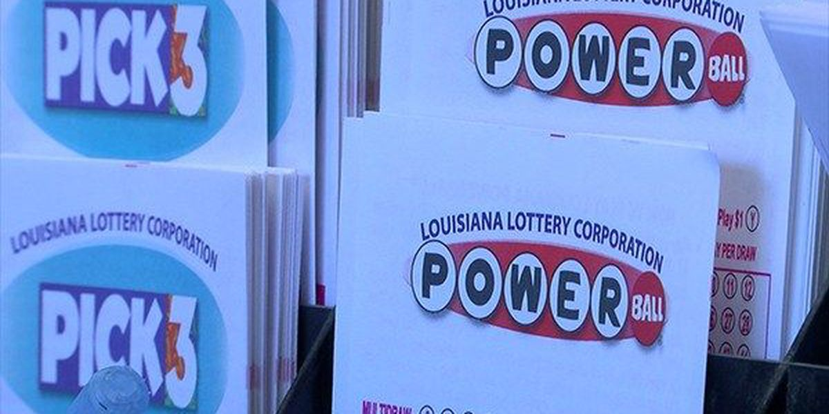 And the $1.5B Powerball numbers ARE...