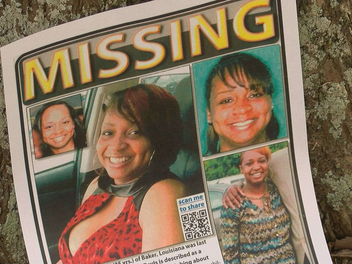 Family pleads for answers as search for missing Baker mother continues
