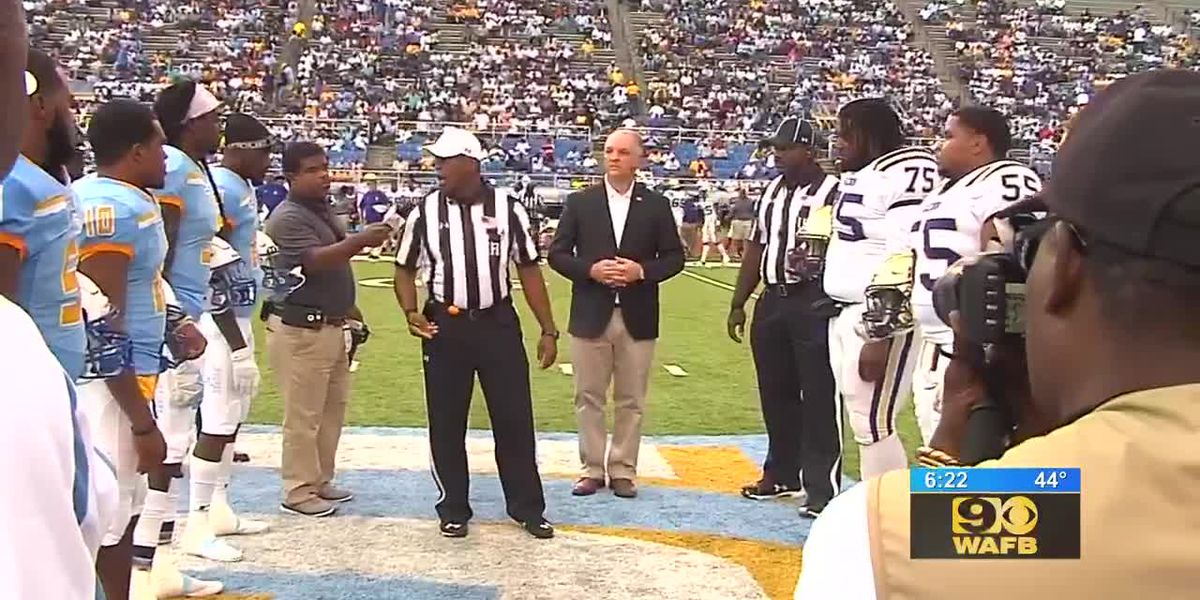 Southern and Alcorn St. face off...again...in SWAC Championship game