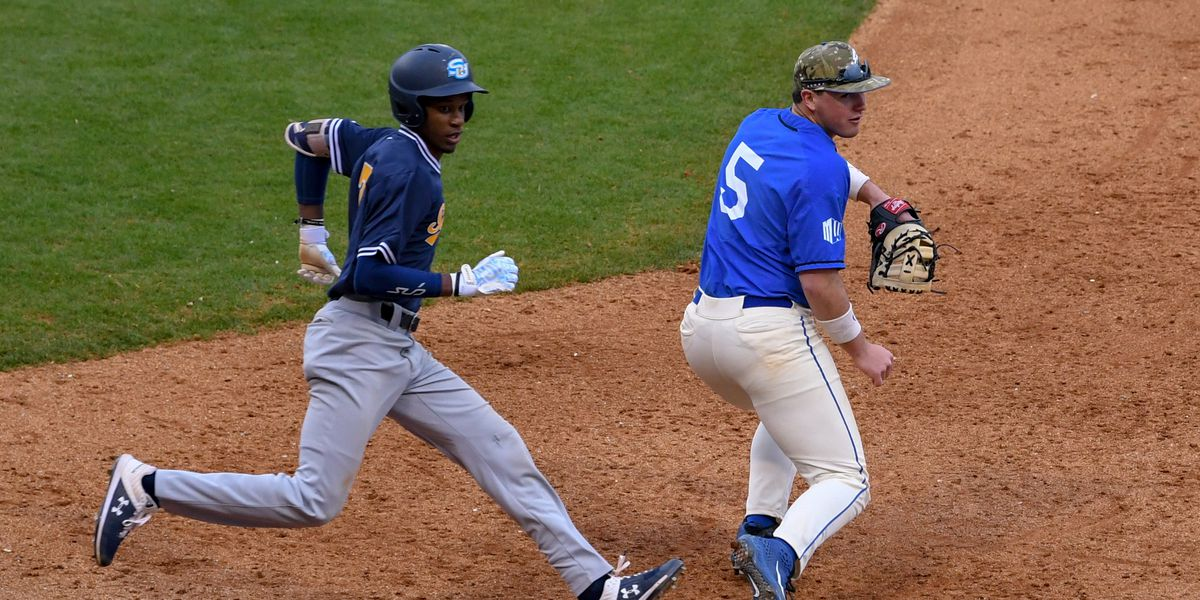Southern baseball falls 13-0 to Air Force at Alex Box