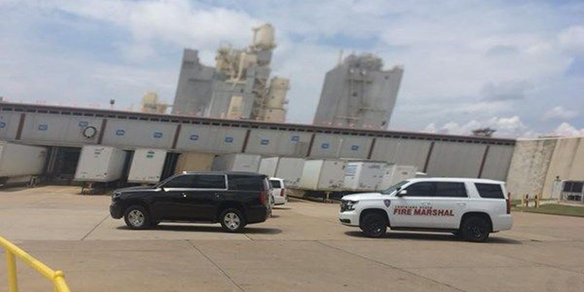 Deadly explosion investigated at La. plant