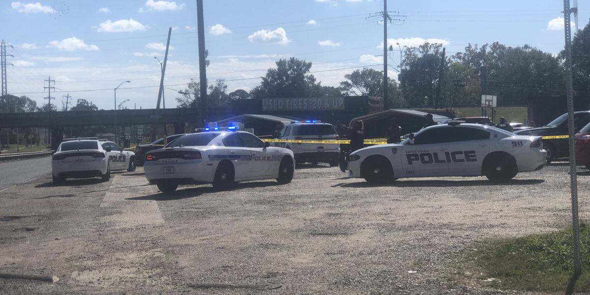 28-year-old man killed in shooting at Jaguar Tire Shop on Scenic Highway