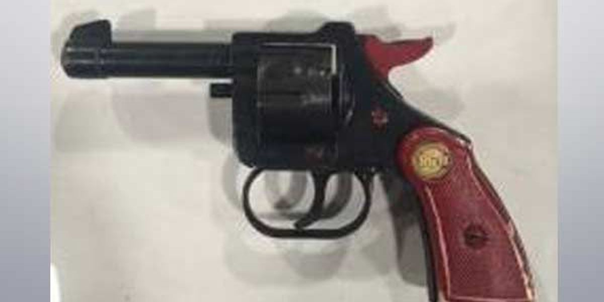 State Police: Teen arrested for having real gun painted to look like toy gun