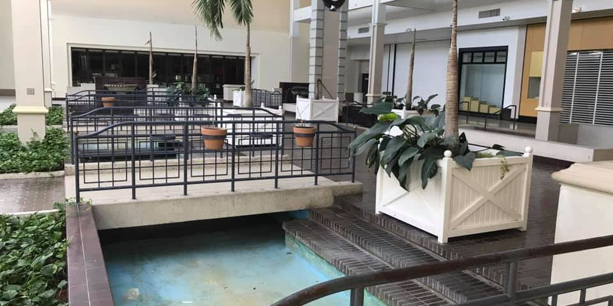 PHOTOS: Two men tour empty Cortana Mall on the last day visitors were allowed inside