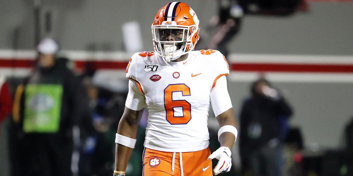 Tigers land transfer LB Mike Jones Jr. from Clemson