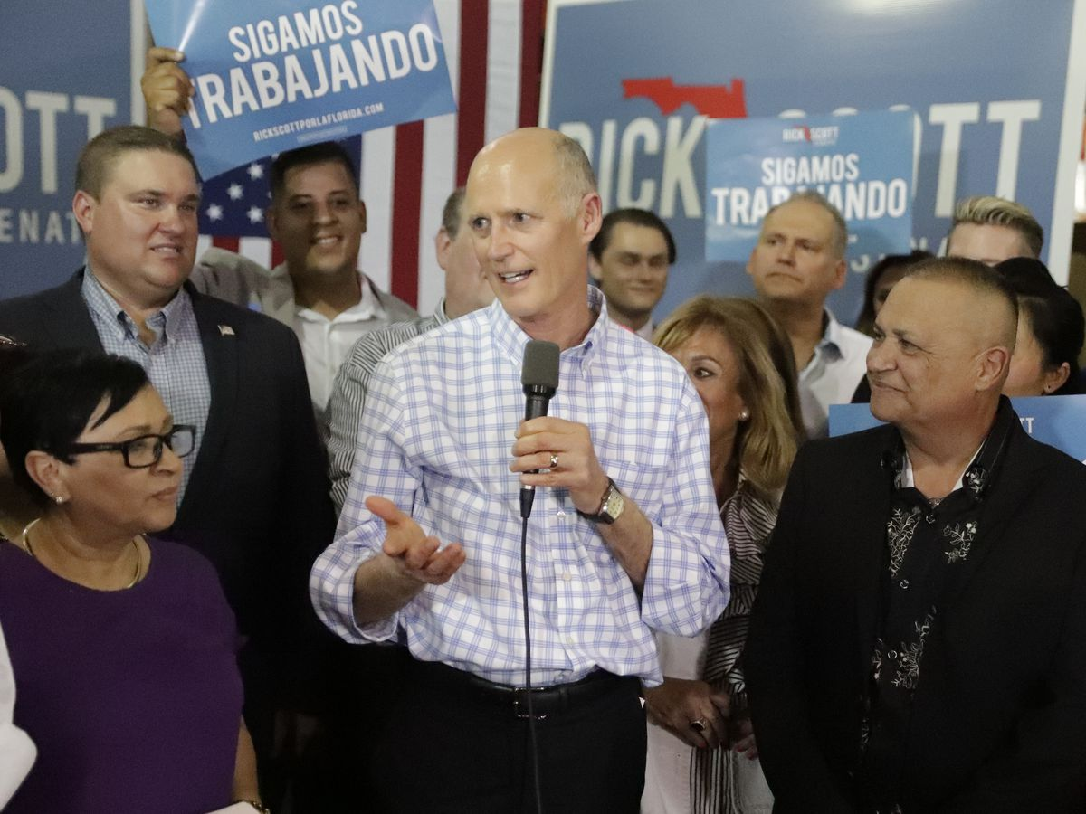 Democratic Sen. Bill Nelson ends re-election bid after decades in Congress, concedes to Republican Rick Scott