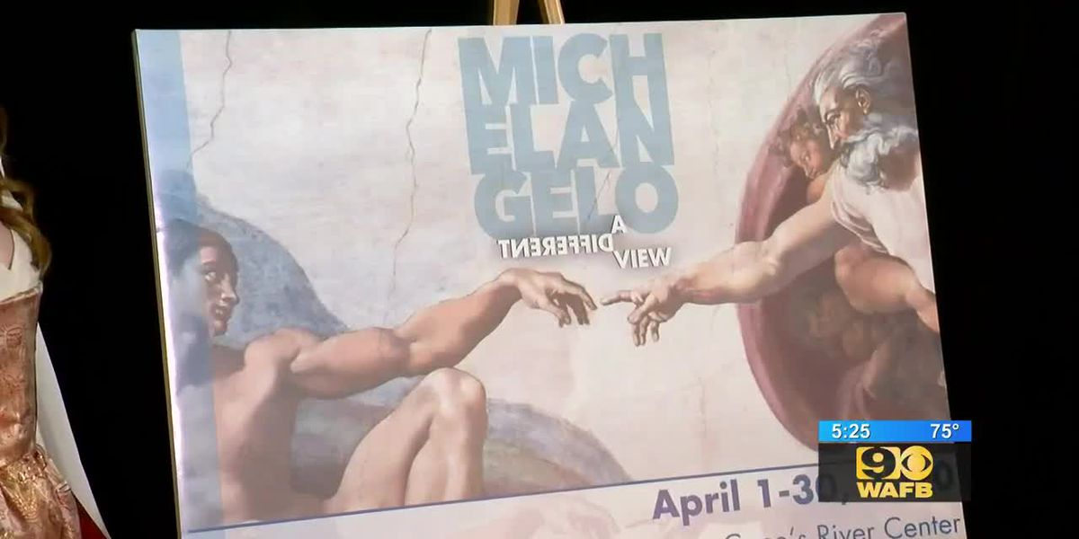 Art from Sistine Chapel to be displayed in Baton Rouge