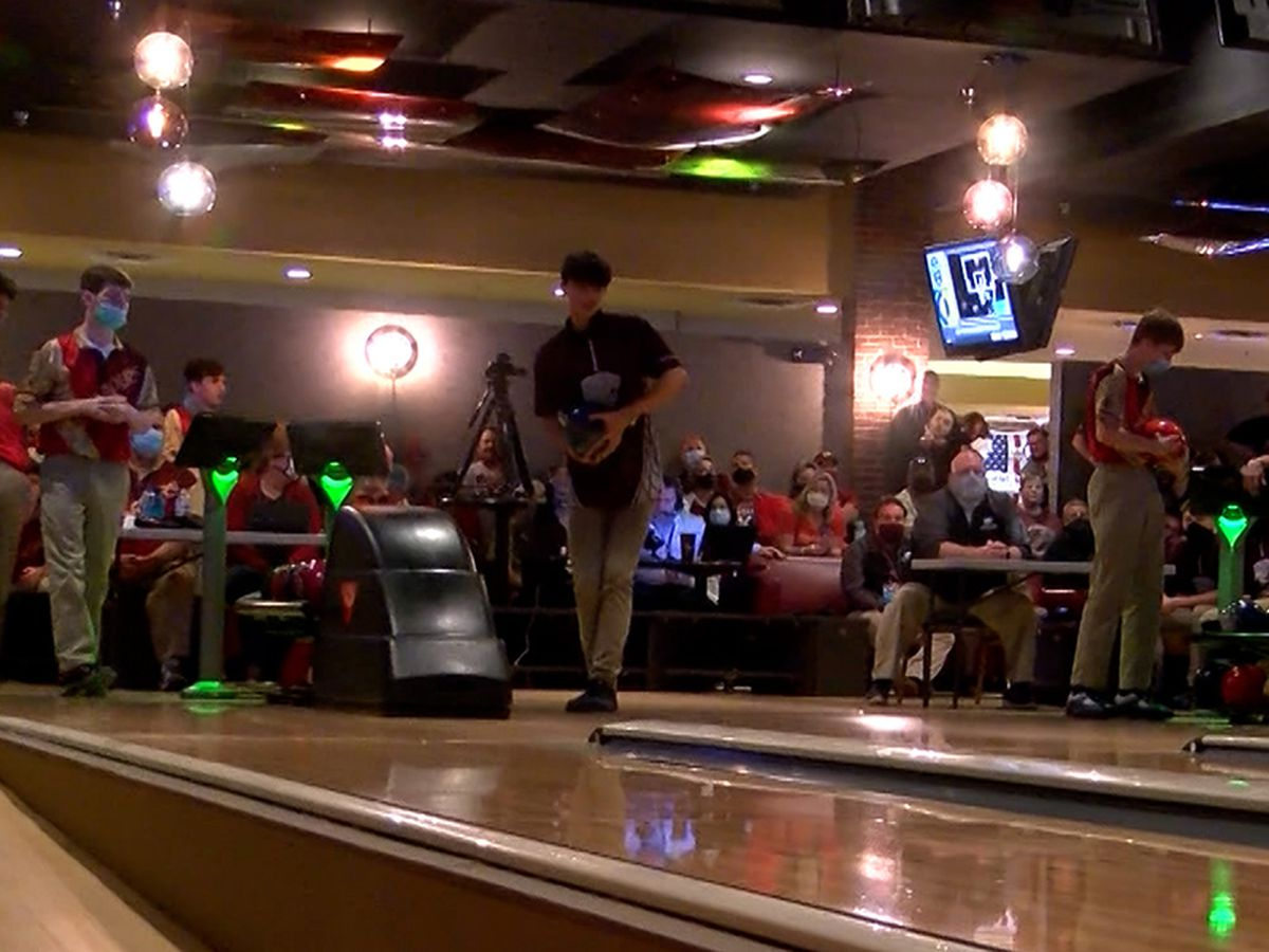 Boys' and girls' high school bowling state championships underway