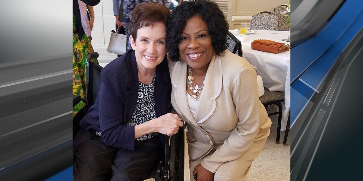 Officials, community members honor Donna Britt's legacy