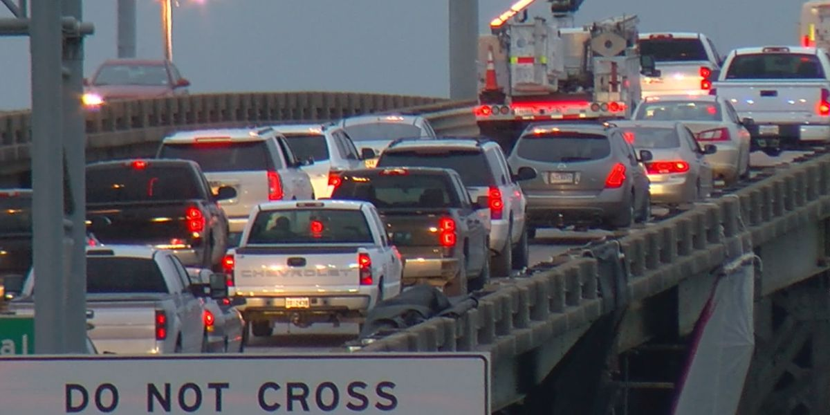 Baton Rouge drivers spend more than 2 days stuck in congestion each year, study shows