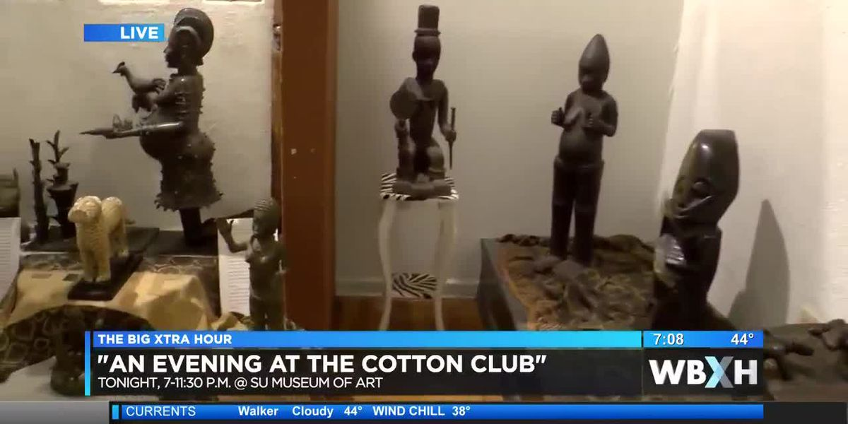"SU Museum of Art to host ""An Evening at the Cotton Club"" - 7 a.m."