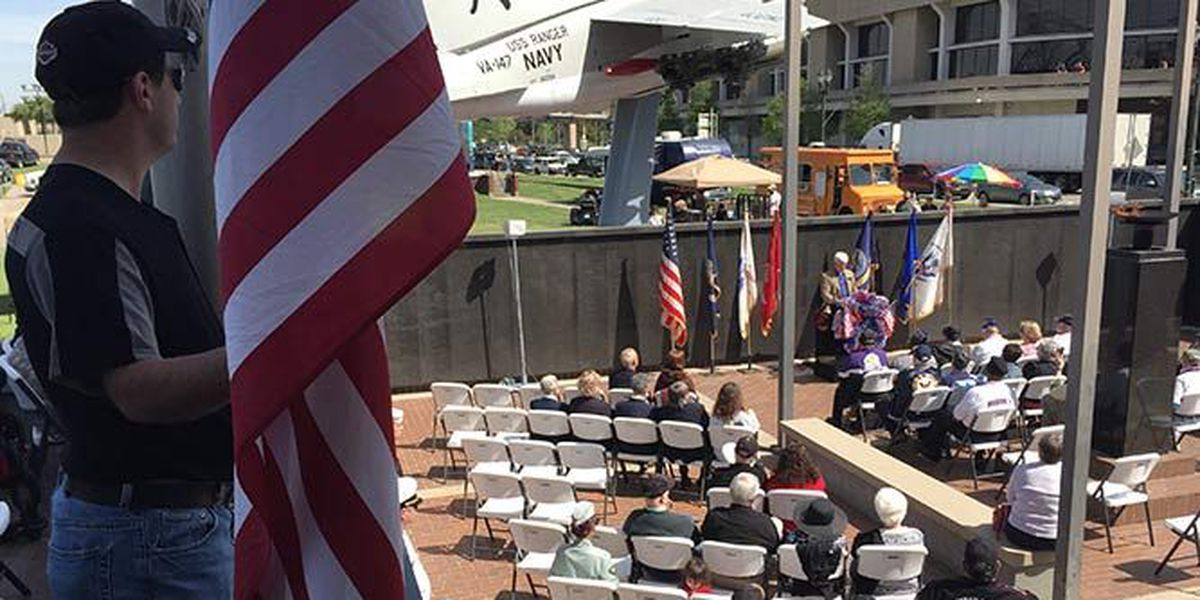 Vietnam veterans receive special welcome back at the USS Kidd