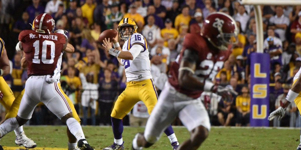 LSU ranked No. 13 in final AP Top 25 Poll