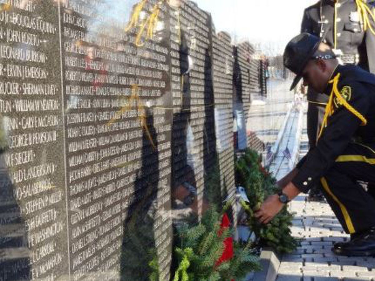 Wreaths Across America ceremony in Baton Rouge set for Dec. 14