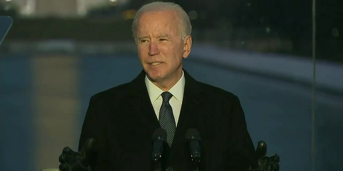 WATCH LIVE: Inauguration of Joe Biden as 46th U.S. president